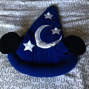 Disneyland vintage Mickey Mouse ears wizard hat